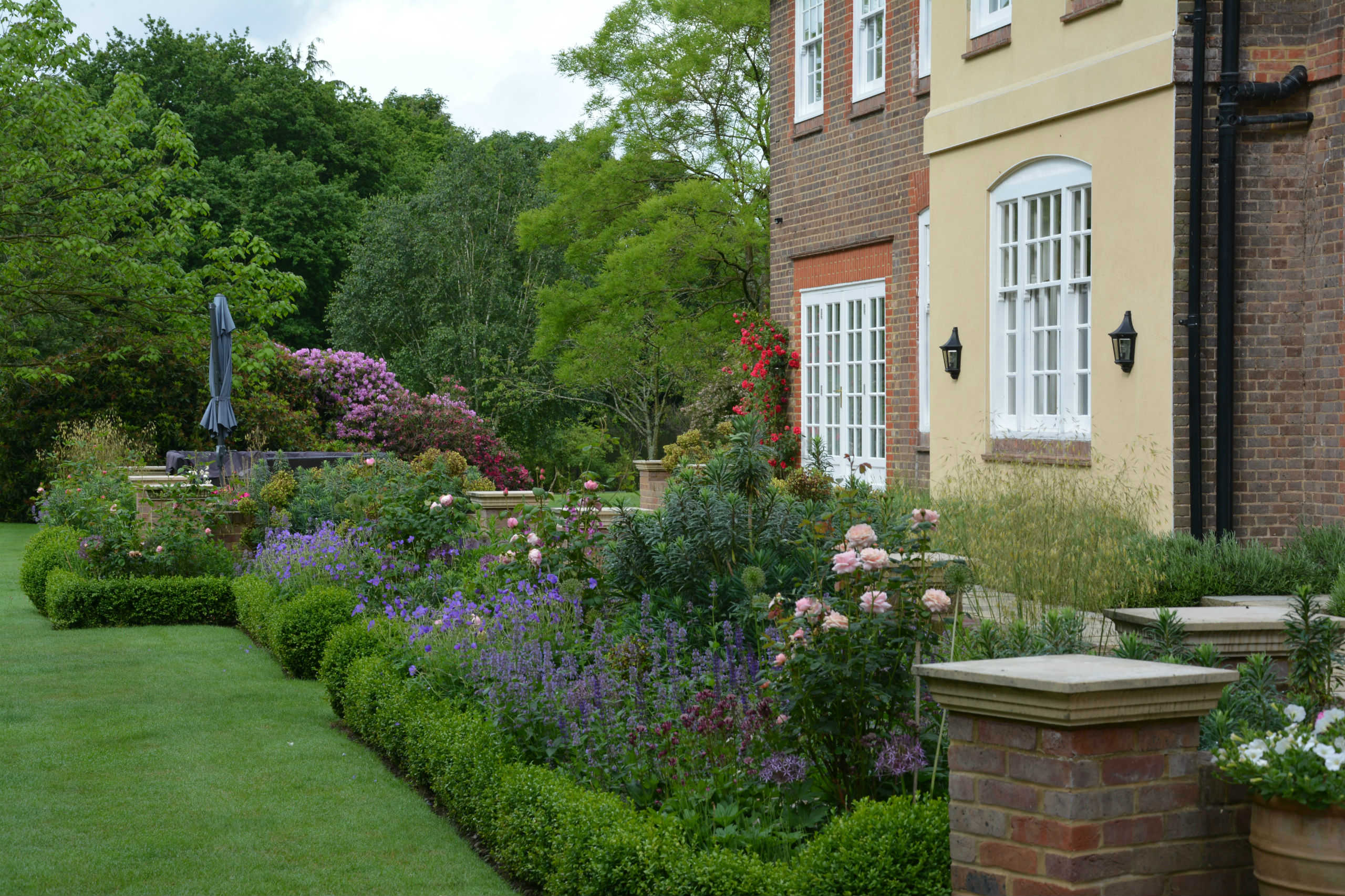 Garden designers hertfordshire buckinghamshire north for Garden design hertfordshire