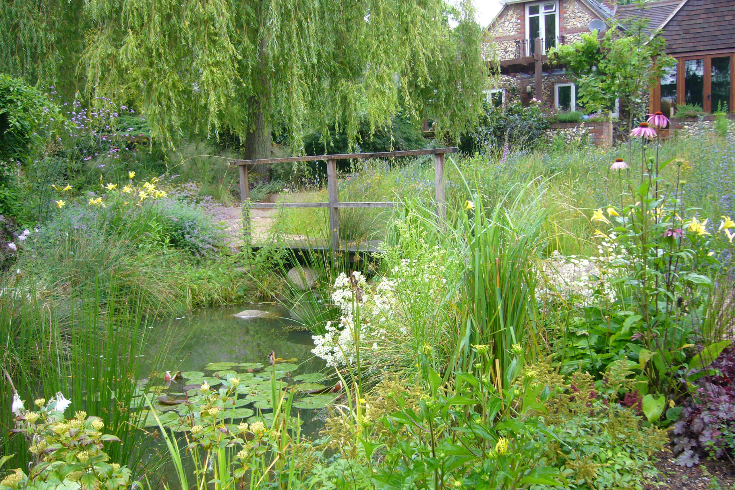 Garden designers hertfordshire buckinghamshire north for Garden design east london