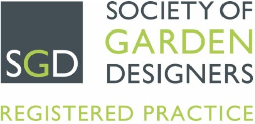 SOCIETY OF GARDEN DESIGNERS (SGD) REGISTERED PRACTICE logo
