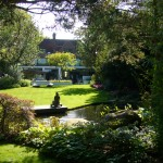 2007 winner domestic garden construction £100,000, -  £250,000, Compton Avenue, London N6