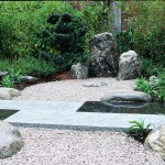 Japanese rockwork designed by Debbie Roberts MSGD and Ian Smith MSGD of Acres Wild