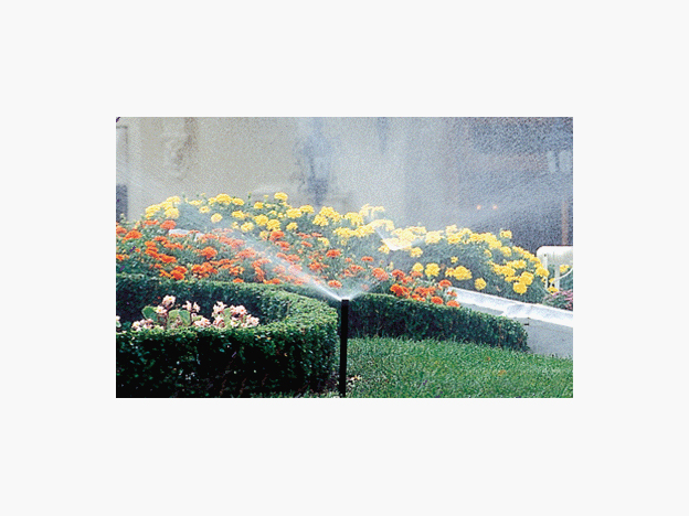 Irrigation systems commercial business parks Herts