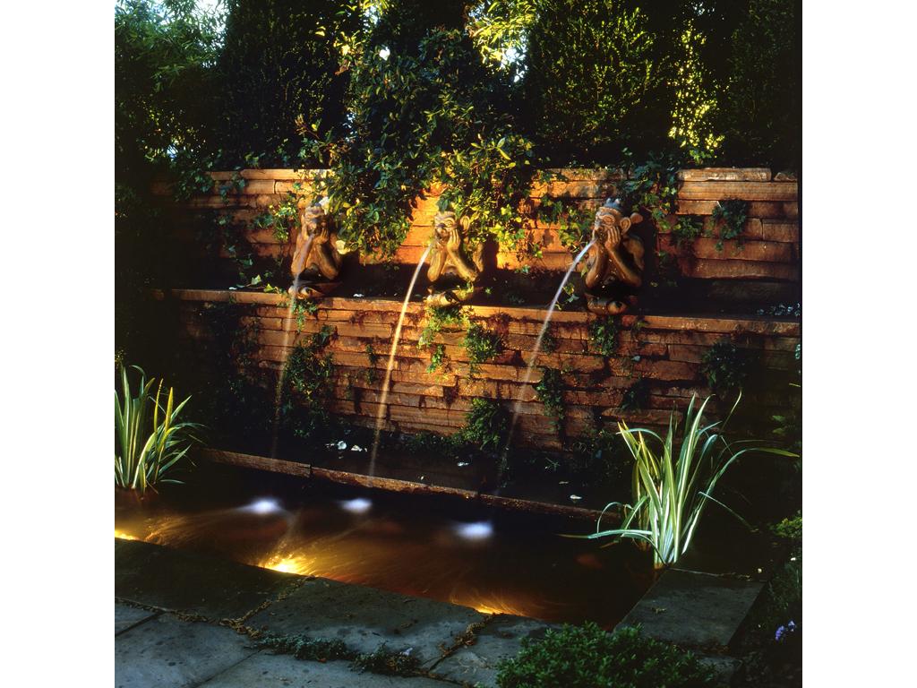 Garden lighting Bucks