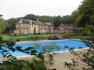 Large garden design, private residence near Hemel Hempstead