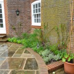 Kitchen garden design, near Hemel Hempstead, Herts