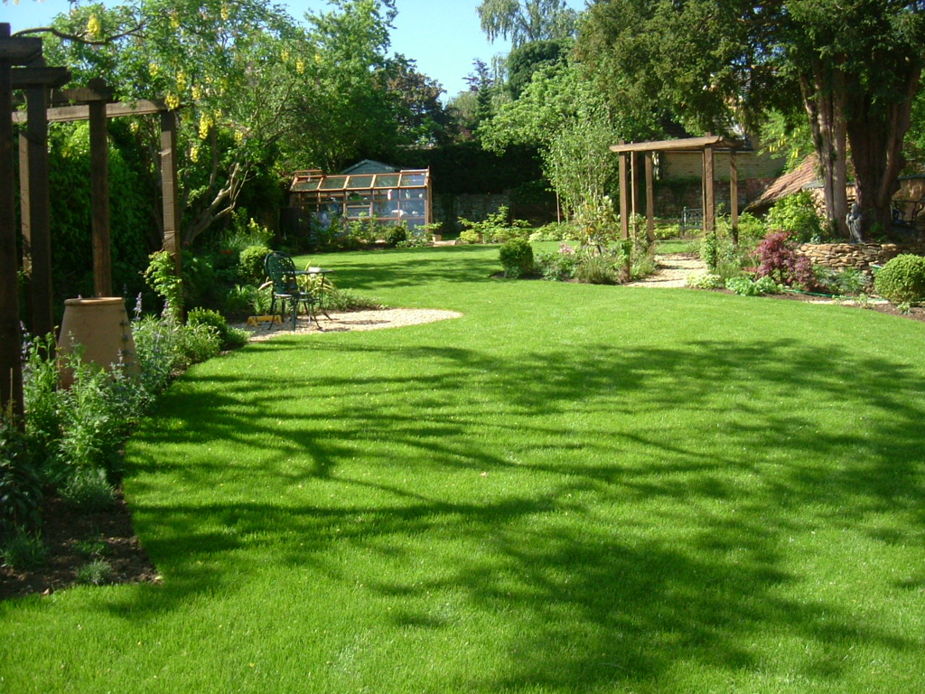 Garden Design Northhamptonshire - James Scott of The ...