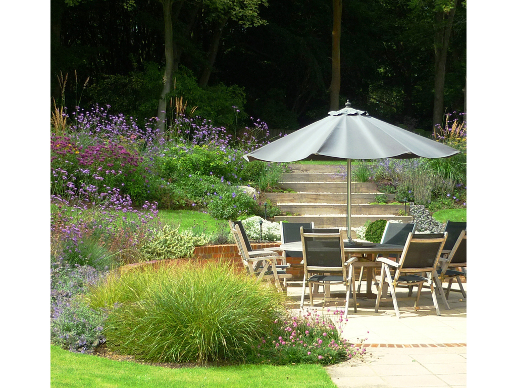 Garden design Rickmansworth, Herts