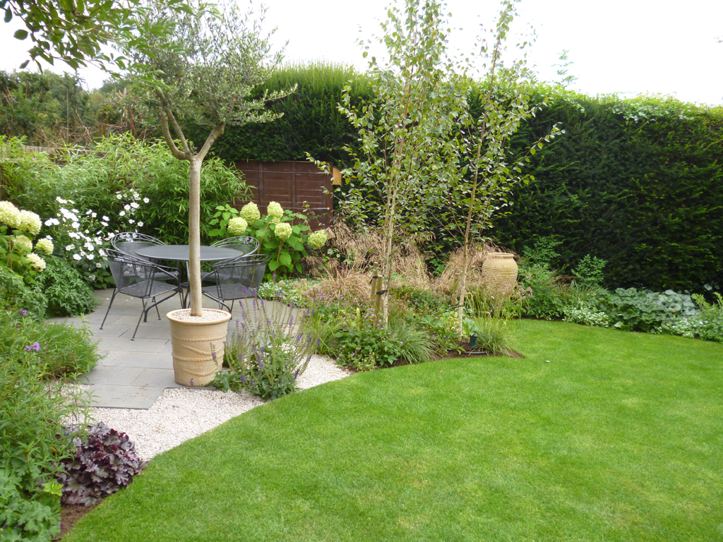 Garden design Croxley Green