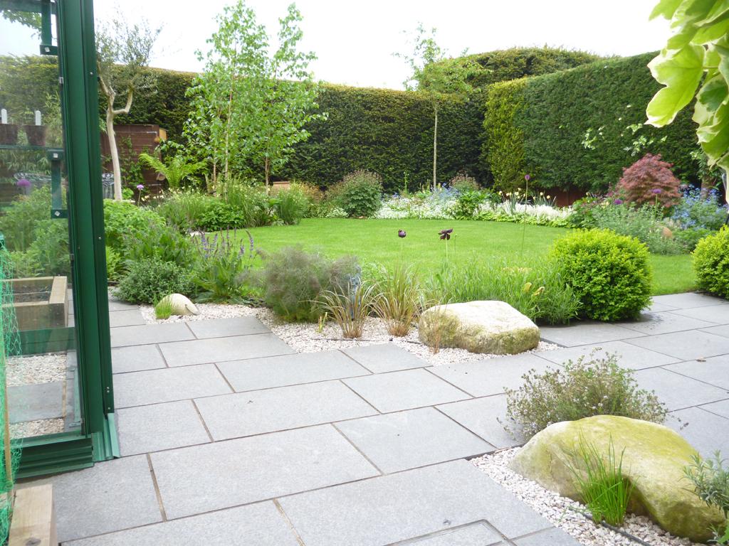 Garden design Ricky, Herts