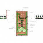 Courtyard design WGC Herts