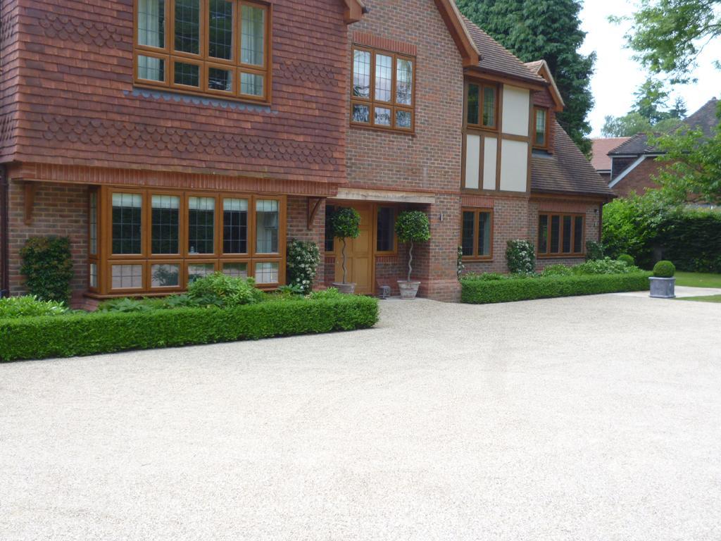 Front garden Amersham