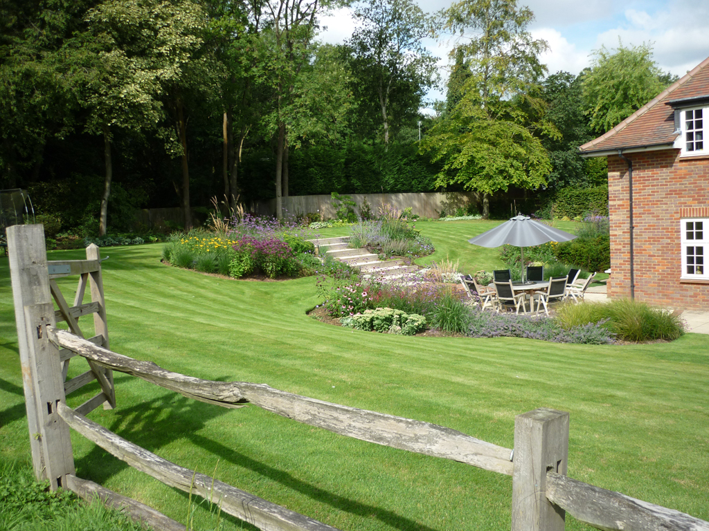 Garden design Rickmansworth, Hertfordshire