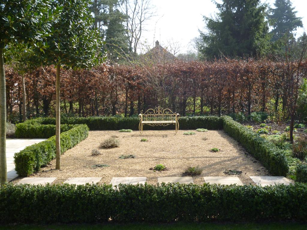 Garden design Amersham Buckinghamshire