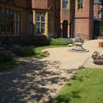 Hanbury Manor summer bedding displays