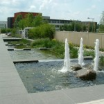 Water feature WGC