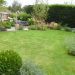 Garden design Croxley Green near Watford Herts