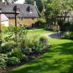Garden design Northants
