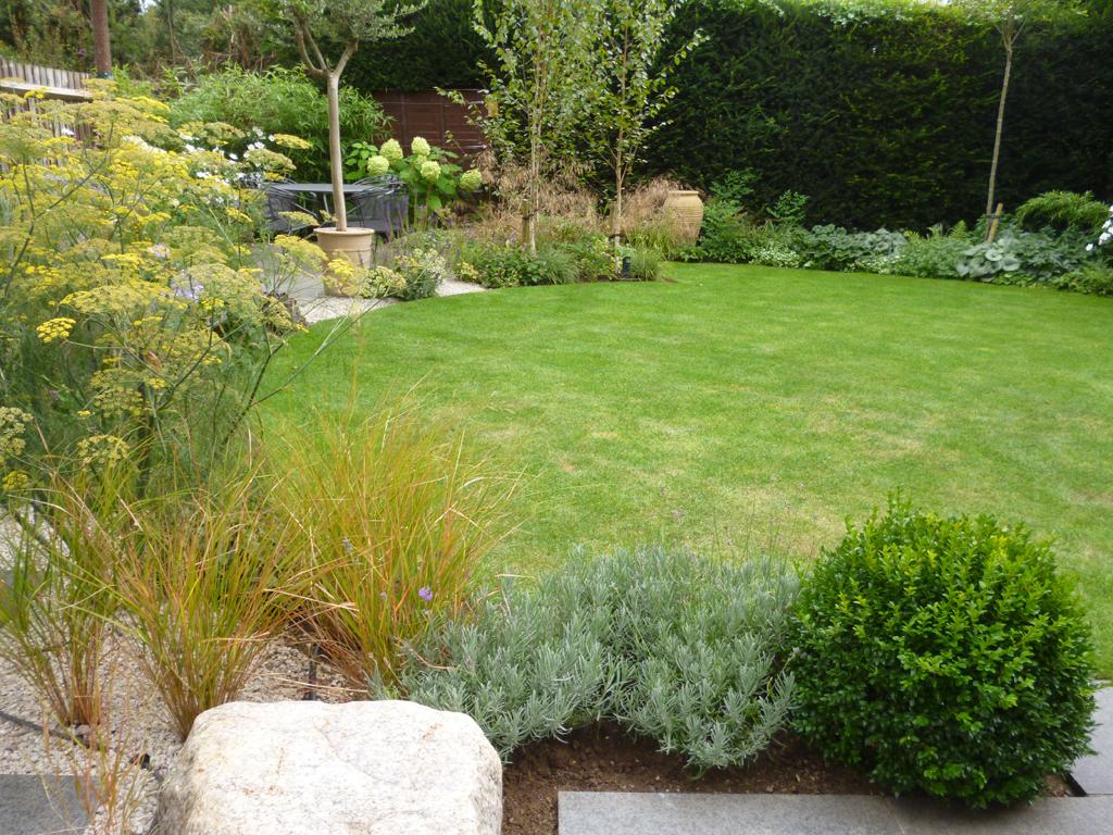 Garden design Croxley Green near Watford Hertfordshire