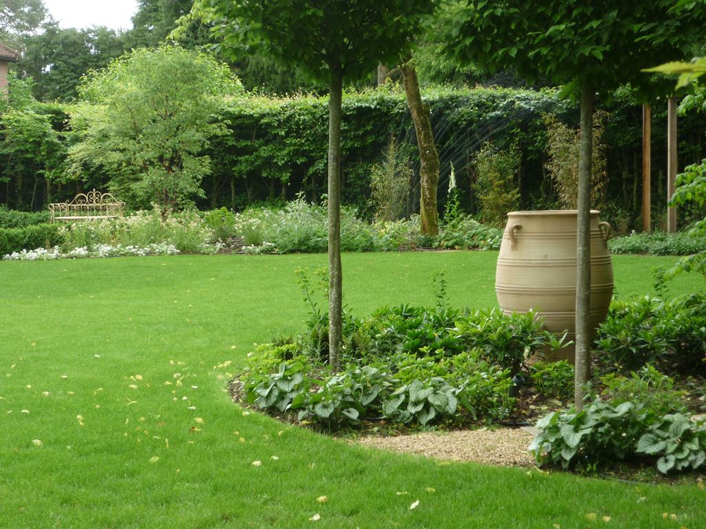Garden design The Chalfonts, Buckinghamshire