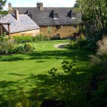Garden design, near Wellingborough, Northants