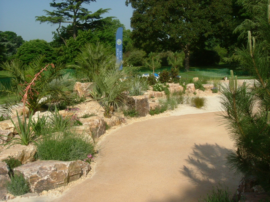 Commercial landscaping portfolio the royal botanical for The landscape gardener