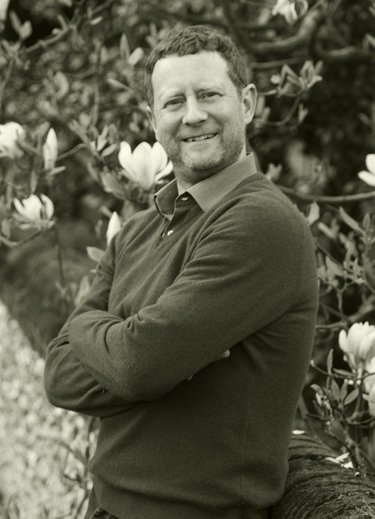 James Scott MSGD, Managing Director and Principal Designer, The Garden Company