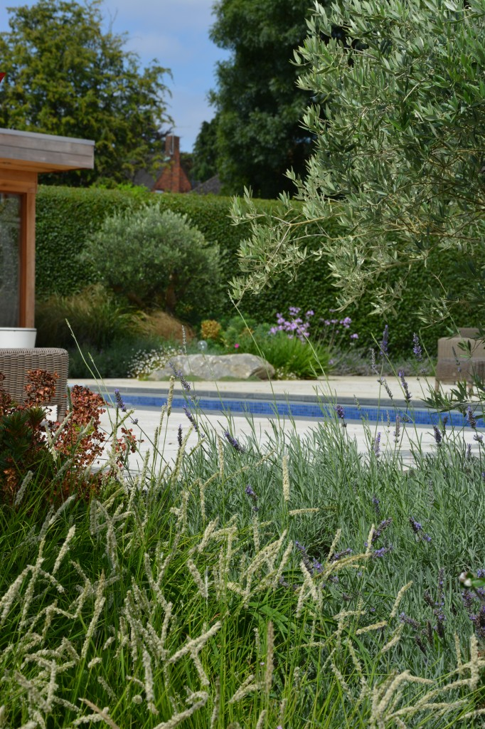Garden design, Kings Langley