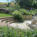 A garden set in a beautiful Hertfordshire landscape