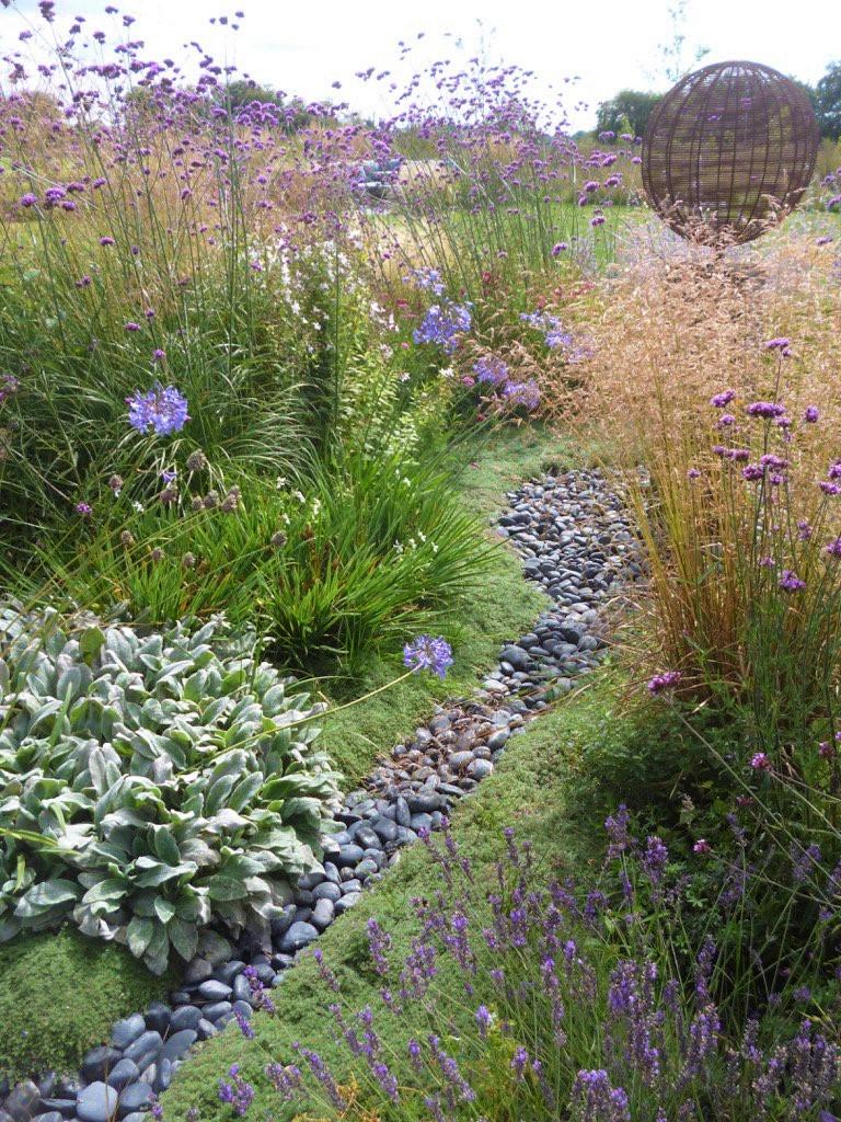 Medium Residential garden, Tring, Hertfordshire