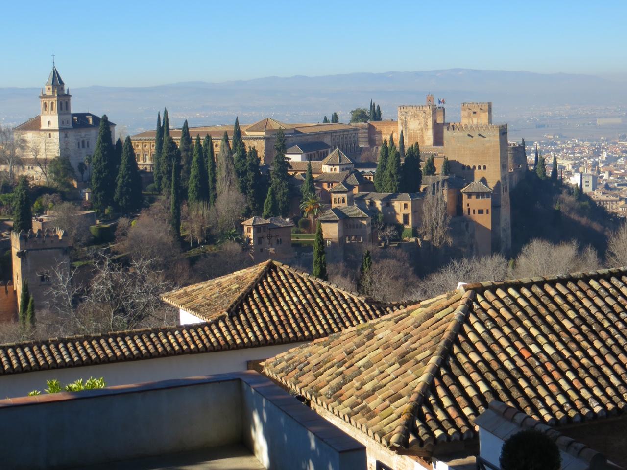 Alhambra View