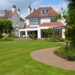 2015 winner Domestic Garden Construction, between £100k – £250k, Harpenden, Herts