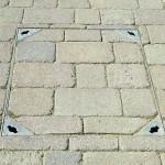 Manhole cutting detail