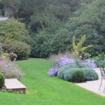 Garden design, Berkhamsted, near Hemel Hempstead, Herts