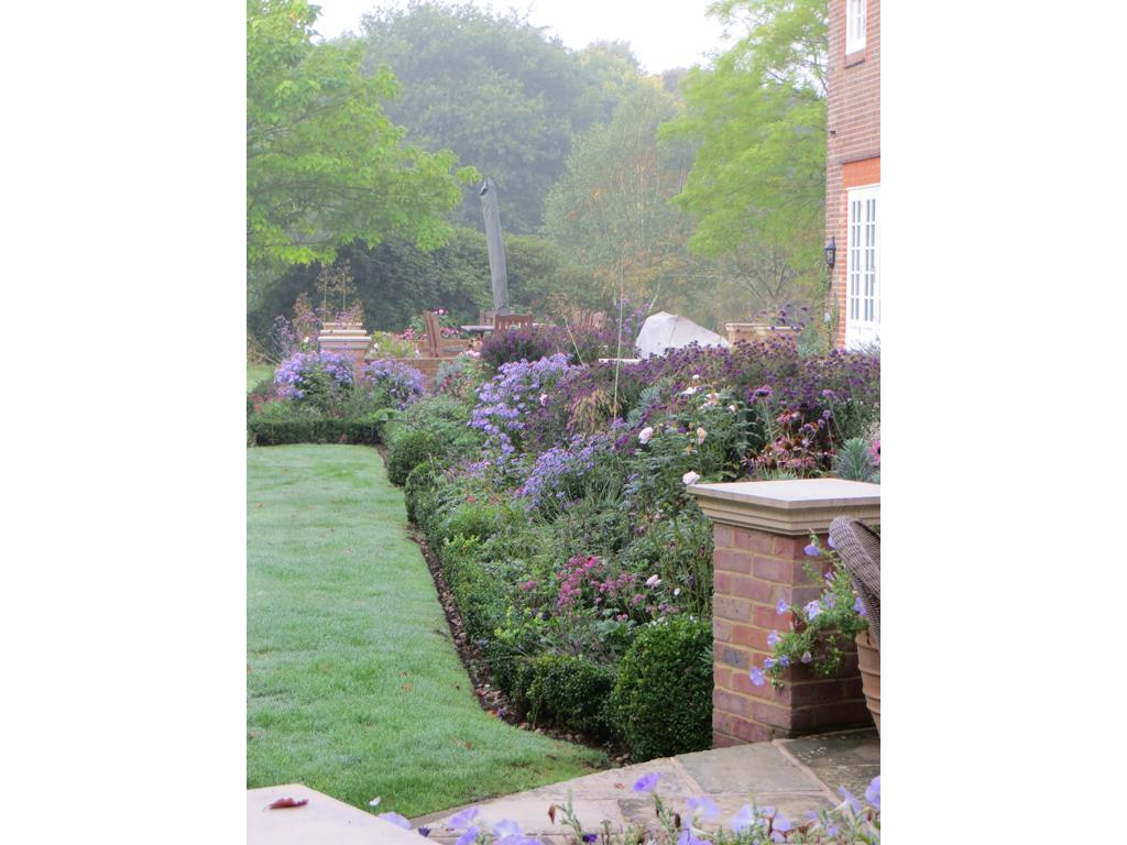 Garden Design, Berkhamsted, Hertfordshire