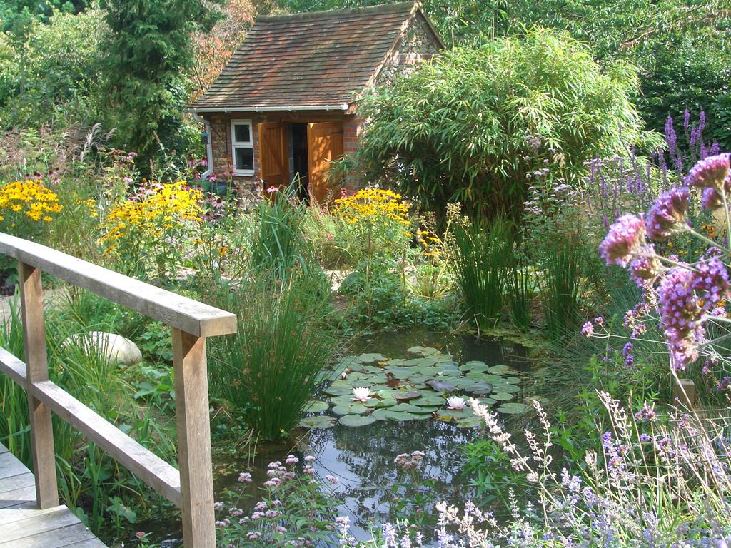 Garden Design, near St Albans, Hertfordshire