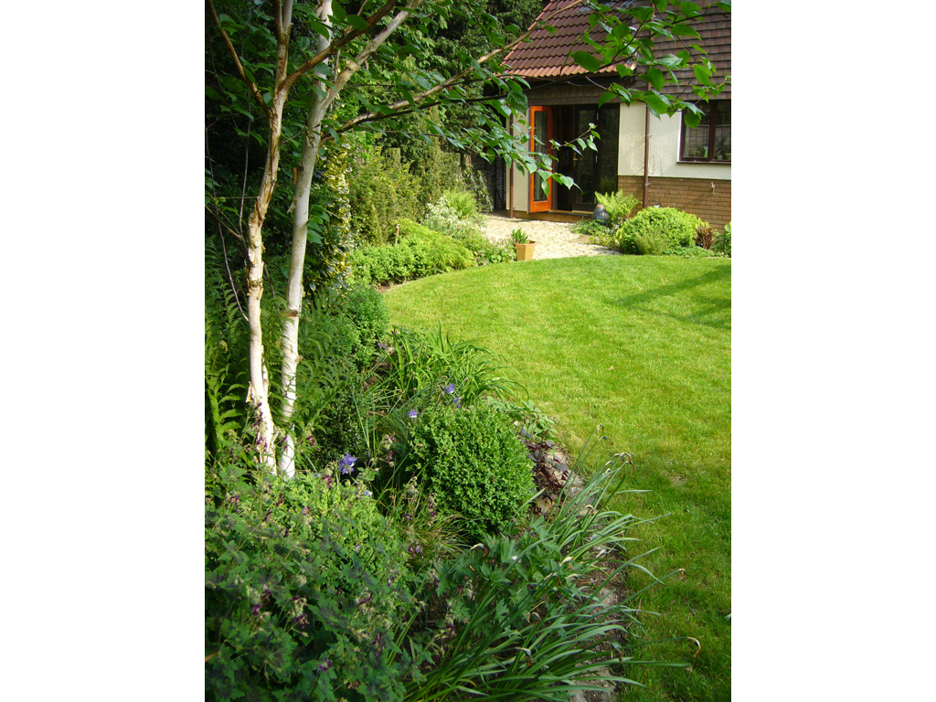 Garden design, Leighton Buzzard, Beds