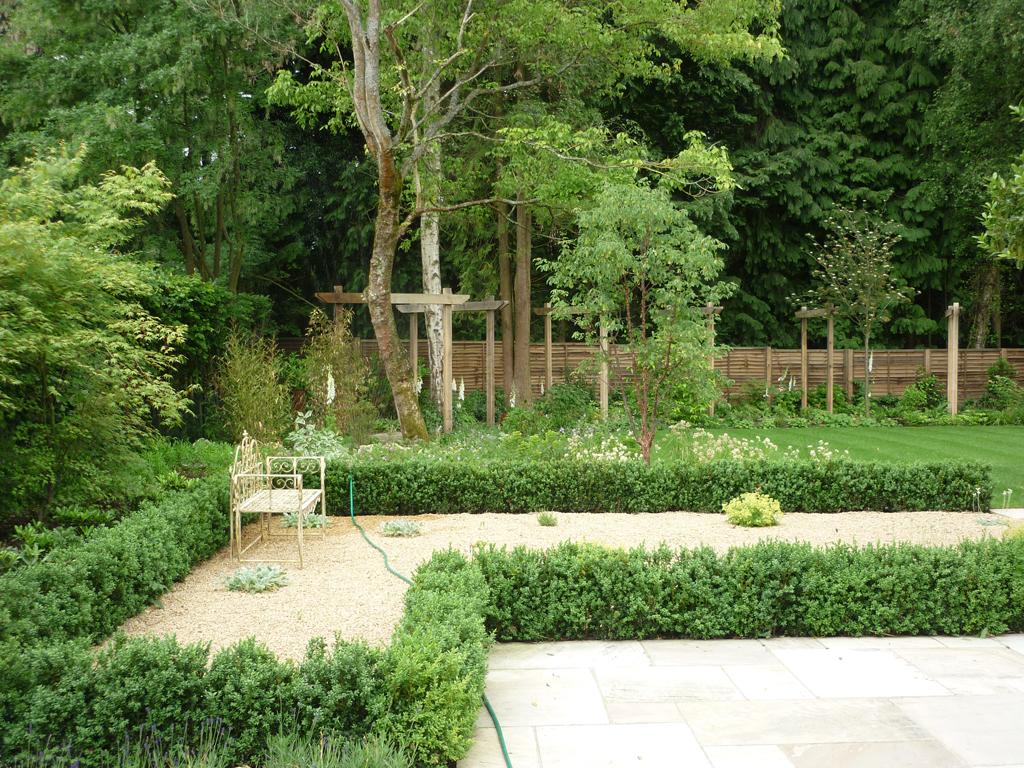 Garden design Bucks