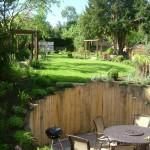 Garden Design near Kettering, Northamptonshire