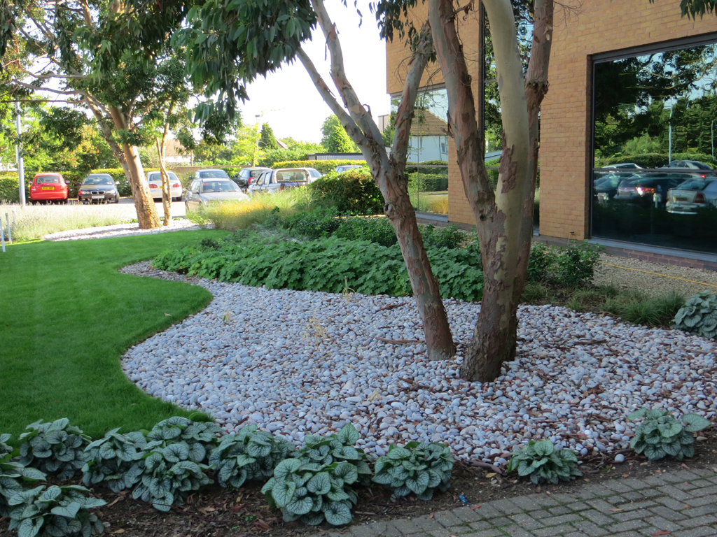 Landscape design & build, Ruislip, Middx