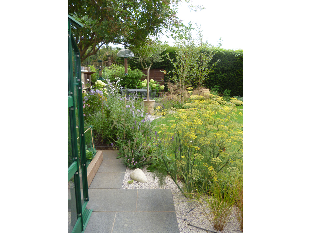 Garden design Croxley Green Rickmansworth Hertfordshire