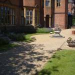 Hanbury Manor summer bedding displays