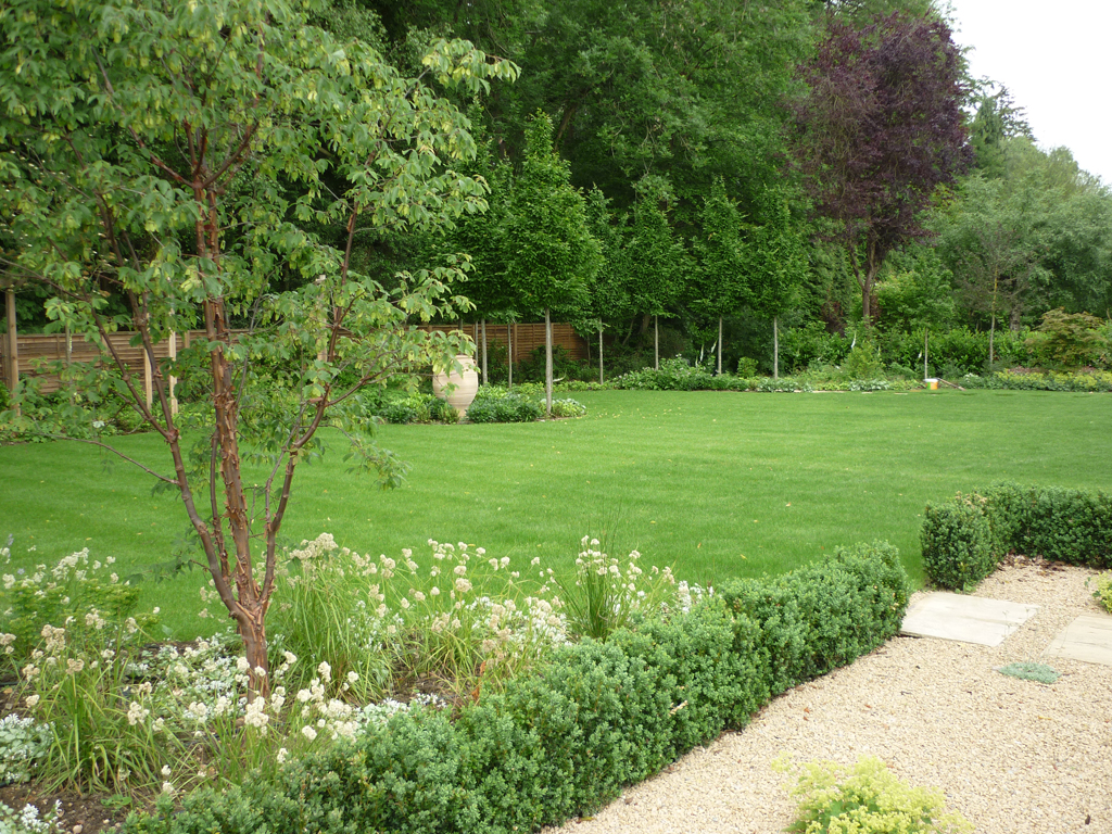 Garden design Little Chalfont, Bucks