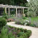 Garden landscape design near Tring, Hertfordshire