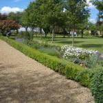 Herbaceous border planting design by James Scott, Ware, Herts
