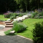 Garden design near Watford, Hertfordshire