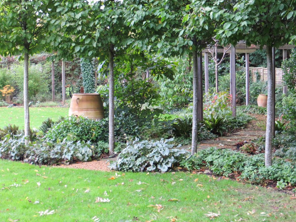 Garden design, The Chalfonts, Bucks