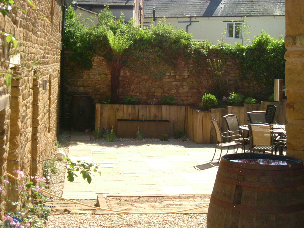 Garden Design, Northants