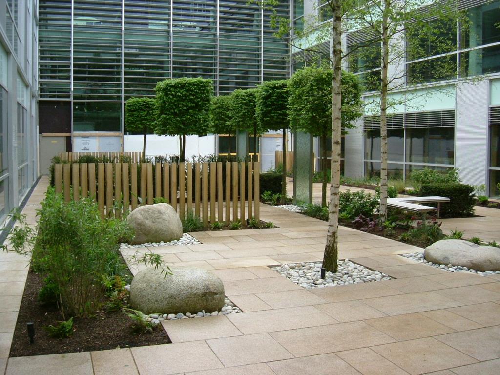 Courtyard design & build Welwyn Garden City, Hertfordshire