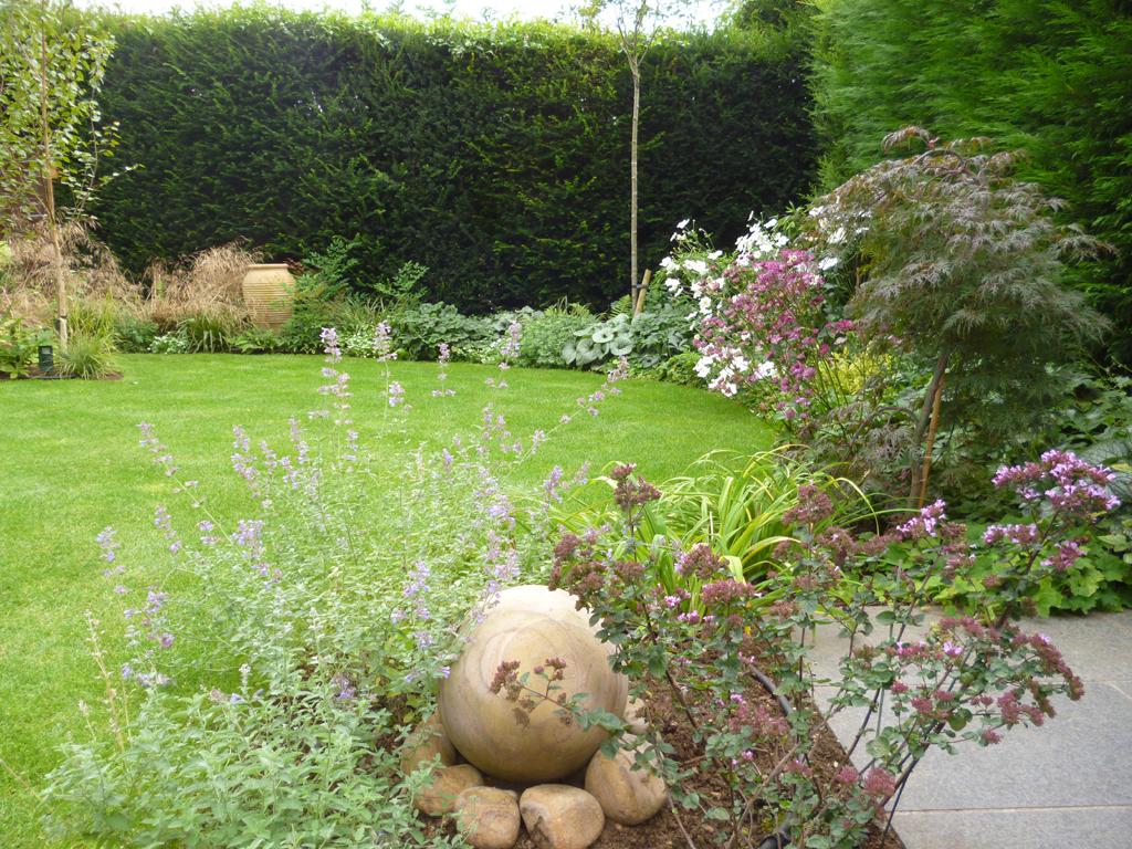 Garden design Croxley Green Herts