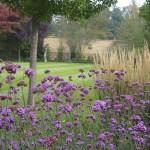 Walled garden planting design by James Scott